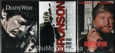 Death Wish 1 2 3 4 5 DVD Lot Complete Collection Charles Bronson 5 movie set NEW