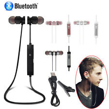 Lot Bluetooth Wireless Headphone Stereo Sport Earbuds In-Ear Headset Earphone AU