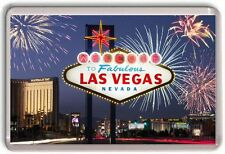 Las Vegas Nevada Fridge Magnet 03