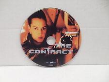 Contract DVD Movie NO CASE Laurent Imbault Johanna Black Billy Dee Williams