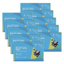 10*AZDENT Passive Self Ligating Bracket Roth.022 Hooks 345&1st Molar Buccal Tube