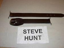 SH02 JAGUAR XK120 XK140 XK150 Cuir Bonnet Bracelet Simple BS1 Boucle