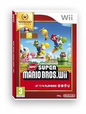 New Super Mario Bros. (Wii) [New Game]
