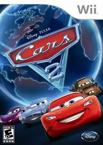 Cars 2: The Video Game - Nintendo  Wii Game