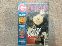 The Guitar Magazine Vol 5 No1, January 1995: Jimmy Page, Siouxsie, The Band +++