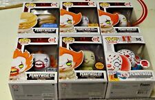 Funko Pop Pennywise Complete Set With Custom Pop!!!