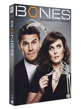 Bones - Stagione 08 (6 Dvd) - ITALIANO ORIGINALE SIGILLATO -