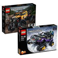 LEGO Technic Extreme Adventure Vehicle & 4x4 Off-Road Truck Combo 42069 & 42099