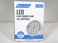 Haodude - LED Plant Growth Lamp Full Spectrum - 28W E26 *READ* [EH-H]