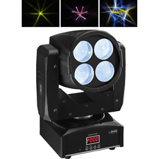 Stageline XBEAM-410LED Moving Head Beam Effect