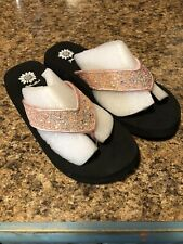 New!! Girls Yellow Box Crimp II Sparkle Sandals!!(Choose Color And Size)