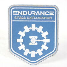 """Interstellar Movie """"Endurance Space Exploration"""" Iron or Sew Embroidered Patch"""