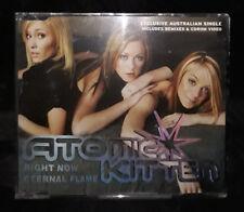 Atomic Kitten - Right Now / Eternal Flame (CD) Australia