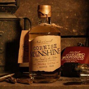Cornish Moonshine 'Sticky Toffee' 50cl