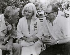 John Huston, Marilyn Monroe and Arthur Miller photograph - L2170 - The Misfits