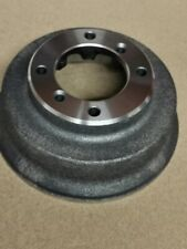 Classic Mini rear brake drum from 1984 on SPACERED GDB106 Rover Morris Austin