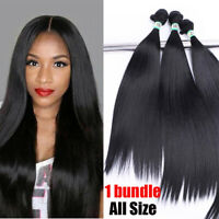 Unprocessed Beauty Brazilian Straight Hair Hair Extension Hair Bundle Hair Weft