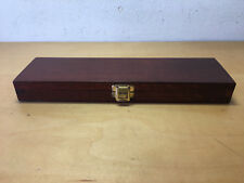 Used - Case Box Case - Wood - 25 x 7 X 2,7 CM - Used