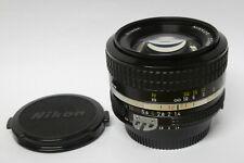 Nikon Nikkor 1,4 / 50  mm AI Objektiv MF-Objektiv