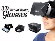 Masque 3D pour réalité virtuel universel pour tous les portables et jeux vidéo