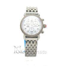 Michele CSX Chronograph Diamond Mother Of Pearl Ladies Watch MW03M01A1046