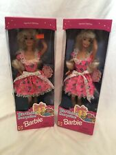 Barbie 1996 Birthday Surprise Set Of 2 Dolls MIB