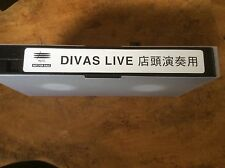 Mariah Carey - Divas Live - Japanese Promo Only Video - Extremely Mega Rare
