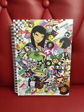 Tokidoki Discoteca Notebook (TG)