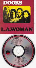 CD 10T THE DOORS L.A. WOMAN GERMANY ELEKTRA 1988