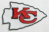 LOT OF (1) NFL KANSAS CITY CHIEFS FOOTBALL ARROW PATCH PATCHES ITEM # 26