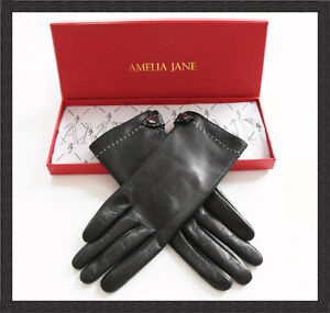 Ladies Gloves - Soft Leather