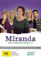 Miranda : Series 1-3 (DVD, 2013, 3-Disc Set)