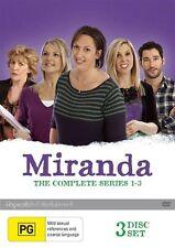 Miranda : Series 1-3