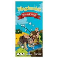 Blue Orange Games Kingdomino Age of Giants Expansion Strategy Board Game - 55940