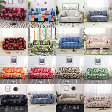 1/2/3/4 Seater Elastic Stretch Home Sofa Sectional Corner Couch Cover Protector