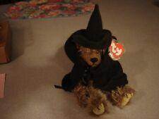 TY beanie babys  Esmerelda (attic treasure witch) pics!