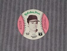 NOLAN RYAN-HOLIDAY INN DISC-MSA- 1977