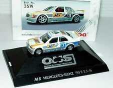 Herpa Voiture Particulière 3519 AMG Mercedes Benz 190 E 2 5 Evo 1 Démarrer N° 17