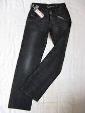 Miss Sixty Jeans Denim Marlene W27/L34 extra low waist regular fit straight leg