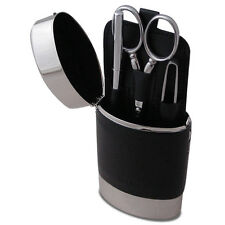Kiya Nihonbashi Grooming Kit , High quality tools in Chic Black design F/S