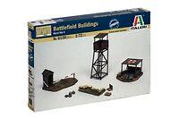 Italeri 6130 WW2 Battlefield Buildings - 1/72 Plastic Model Kit