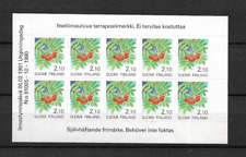1991 MNH Finland booklet Michel 1129
