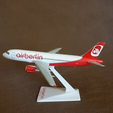 1/200 Air Berlin Airbus A320-200 New Color Airplane Desktop Model