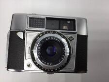 Vintage Agfa Optima II S Prontormator Camera +leather Case