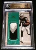 BGS 9.5 1/1 *AMARI COOPER RC /15 *ROOKIE PATCH *2015 Topps Definitive Collection