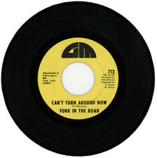 """FORK IN THE ROAD  """"CAN'T TURN AROUND NOW""""  NORTHERN SOUL / 70's"""