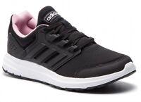 ADIDAS GALAXY 4 scarpe donna sportive sneakers ginnastica tessuto running fit