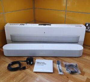 Sonos Beam Soundbar White with Voice Control