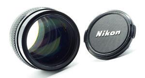 NIKON NIKKOR 105mm f1.8 - 1990 AIS - EXCELLENT!