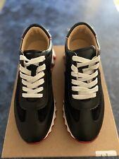 Christian Louboutin Loubishark Leather Low Top Sneakers Women's EU 39.5/US 9.5